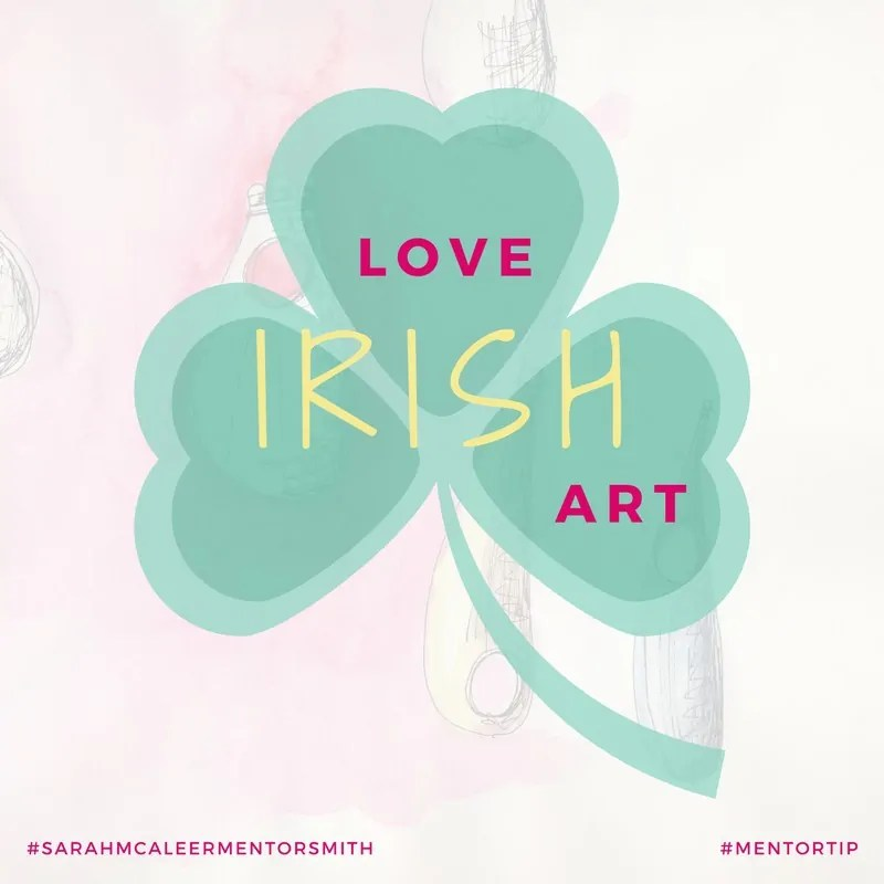 Love Irish Art - But Are We Northern Irish or Irish?