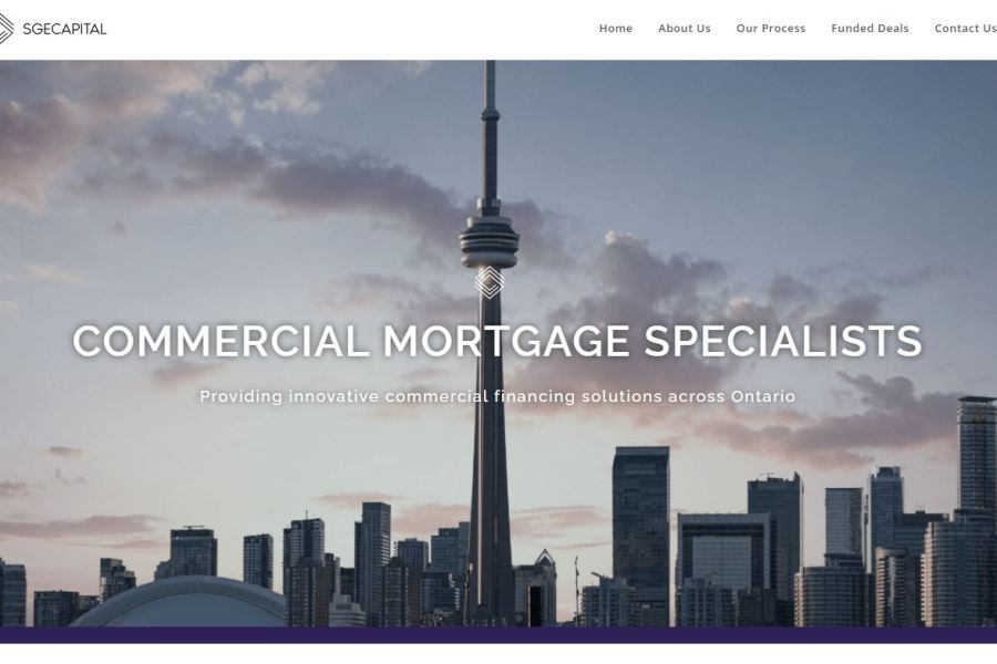 homepage picture of SGE Capital Inc.