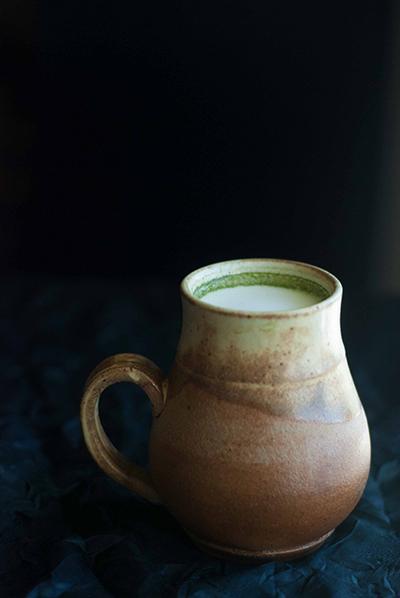 I like matcha lattes
