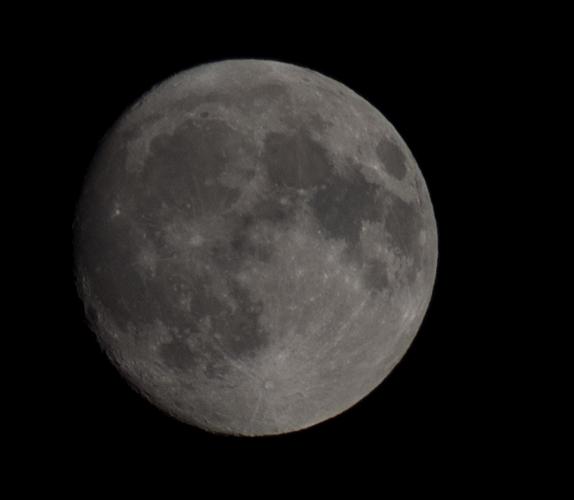 Fall moon