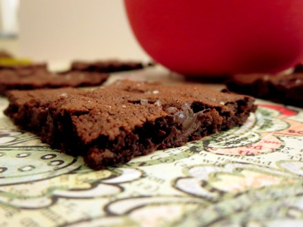 Double Chocolate Brownie Bark