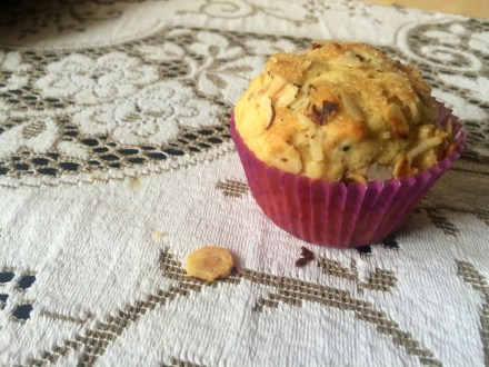 Hazelnut and Maple Muffins