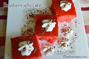 raspberry-jello-cake-III