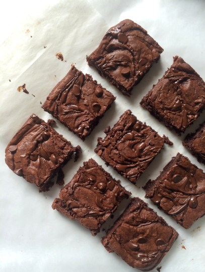 The Very BEST Cocoa Brownies