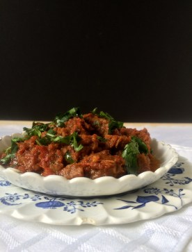 Timatar Gosht or Tomato and Beef Stew