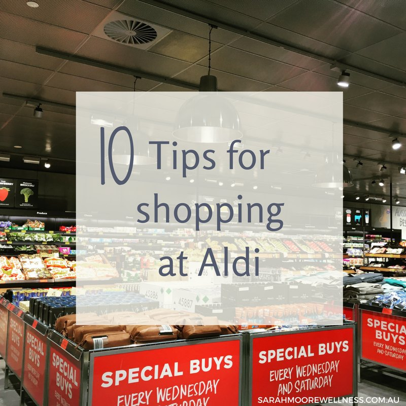 Tips For Shopping at Aldi