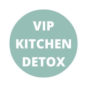 Perth Nutritionist Kitchen Detox