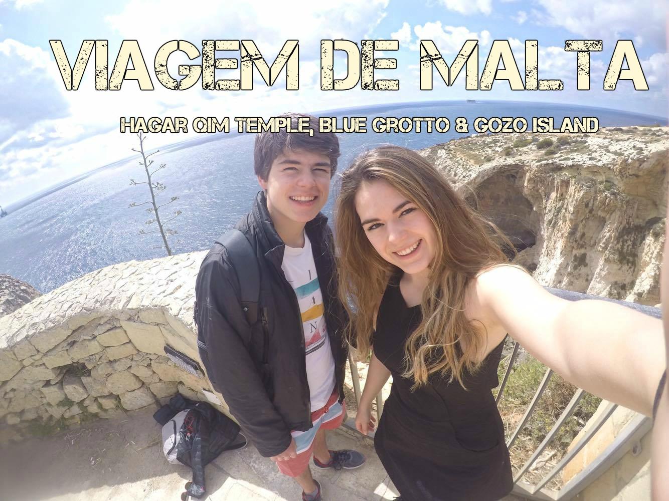 Video das aventuras em Malta, parte 2!
