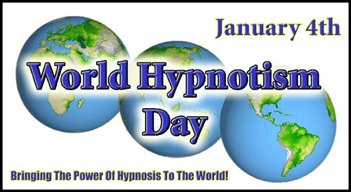 world hypnotism day 2018