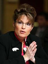 Palin with Hands Folded