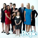 Cleveland VP Announcement - People Magazine Group Photo