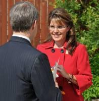 Governor Palin Steps Aside