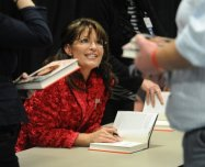Sarah at Carmel IN Book Signing