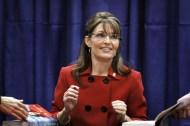 Sarah at Grand Rapids Book Signing on November 18