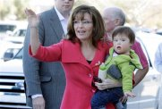 Sarah Palin, Trig Palin