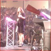 Sarah in Lynchburg VA with tall heels - October 2011