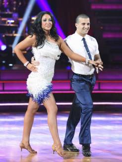 Bristol and Mark - Week 1 of DWTS All Stars