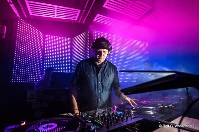DJ Marc Hype, Foto/Copyright: Rolf G. Wackenberg