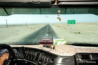 Iran - Autobahn, Foto: Rolf G. Wackenberg
