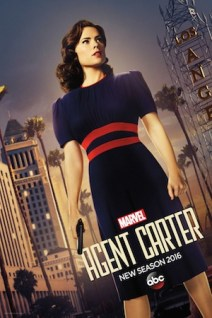 Blog Post 1 - Agent Carter