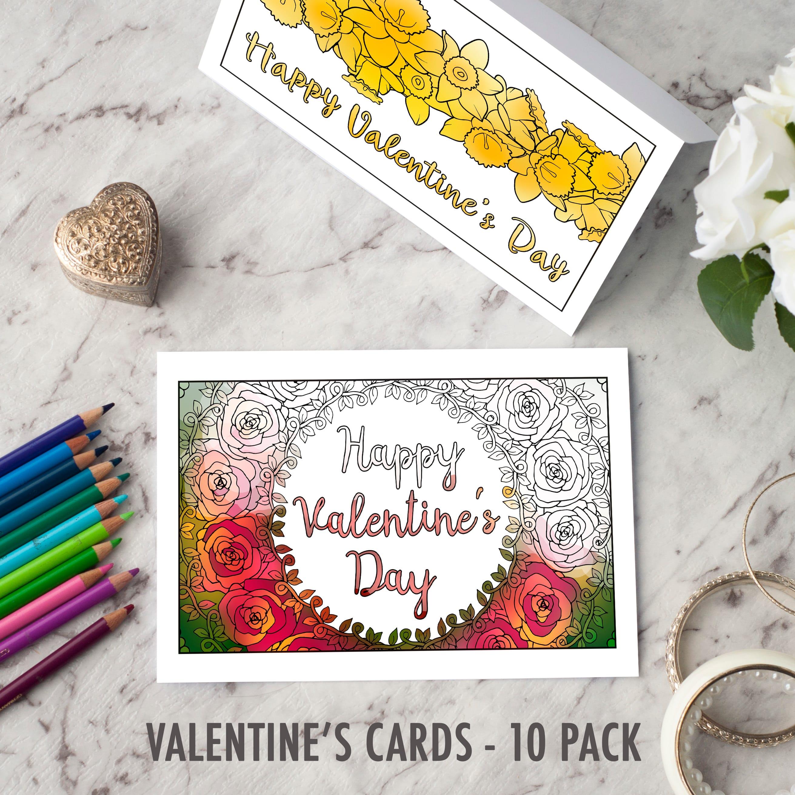 Valentine S Day Printable Activity Pack
