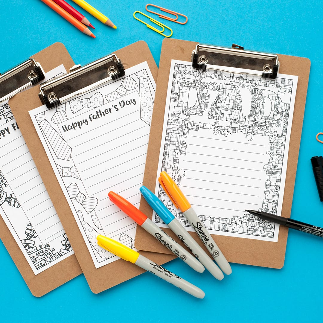 Father S Day Stationery 3 Pack