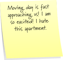 Post It Note Tuesday: Everything Happens at Once