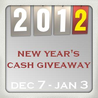 $200 New Year's Cash Giveaway