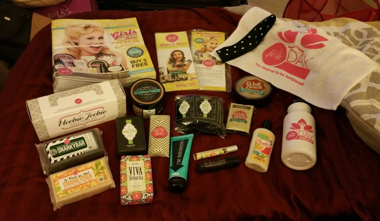 Perfectly Posh Day Away