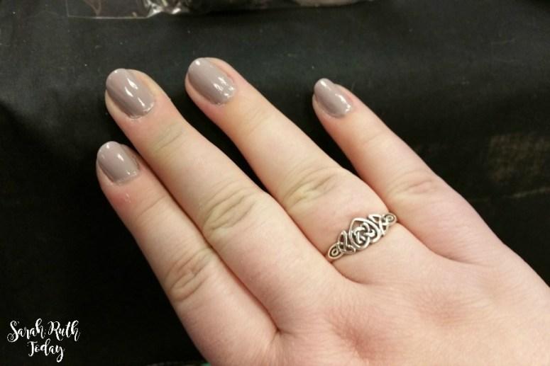 Alaina nail polish