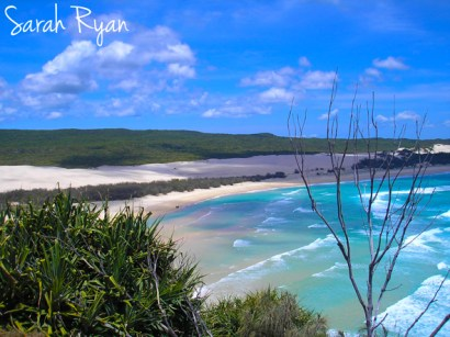 fraser island, oz, australia, travel bucket list