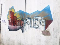 Margate, graffiti, street art England, tourist, travel, derelict