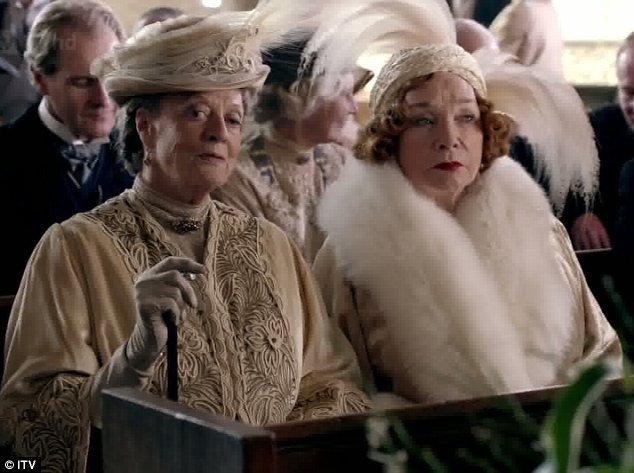 Maggie Smith Wins Emmy -Downton Abbey Season 3 – Are you ready?