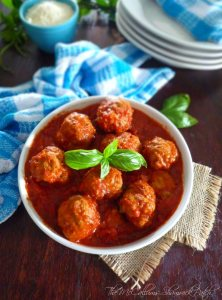 Italian Meatballs and Red Sauce Recipe