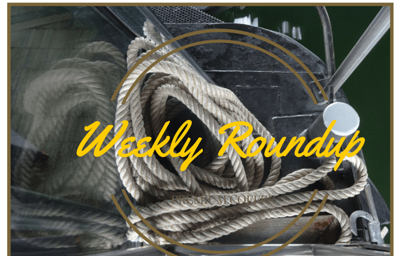 Reblogged From Mostly Blogging : Weekly Link Roundup 3