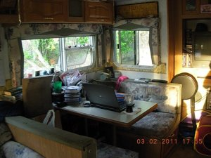 My Writing Area. My everything area.