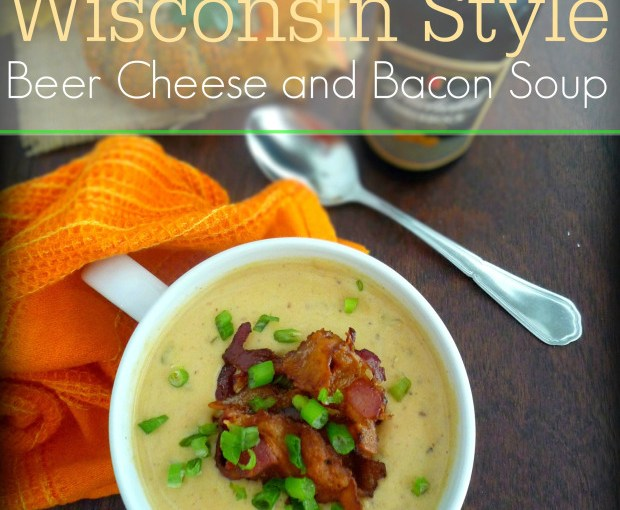 McCallum's Shamrock Patch – Wisconsin Style Beer Cheese and Bacon Soup