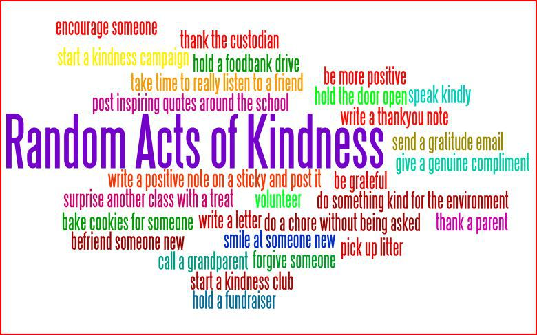 How Random Acts of Kindness — and Lots of Practice — Made Me Happier