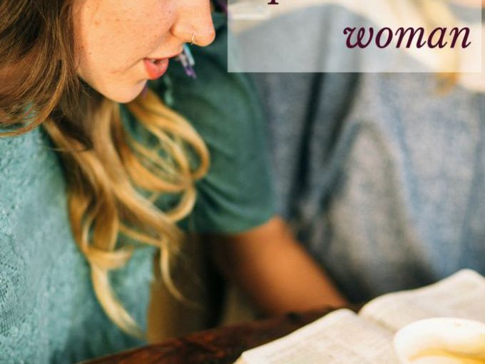 Becoming a Modern Day Proverbs 31 Woman • Hilary Bernstein