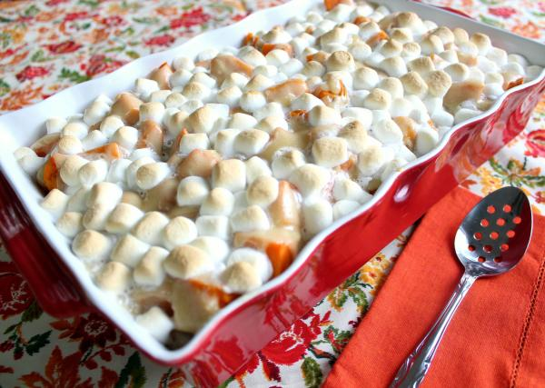 Rosie's Sweet Potatoes Recipe   Just A Pinch Recipes