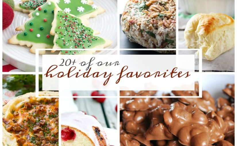 20 of the Best Holiday Recipes – Dinner at the Zoo