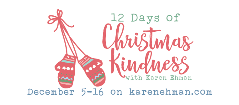 12 Days Of Christmas Kindness- Day 2