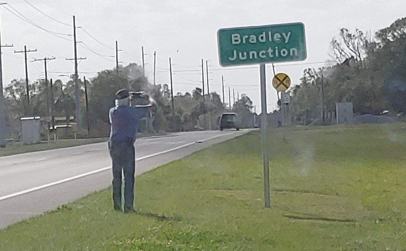 This Past Week In Our Neck Of The Woods. / Railfanning in Mulberry And Bradley Junction, Florida : Part 1