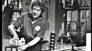 Julia Child's French Onion Soup Video and Recipe