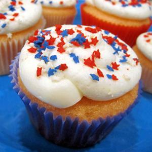 Recipe oundup: Memorial Day Cupcakes