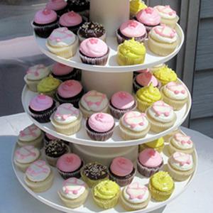 Recipe Roundup: Baby Shower Mini Cupcakes