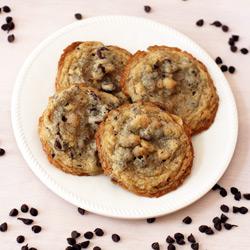 Crisp Chocolate Chip Cookies