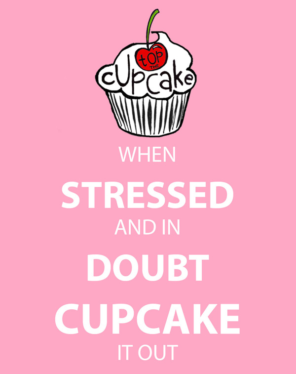 Top The Cupcake: Cupcake Quote