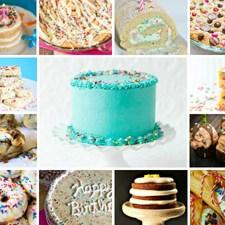 18 Happy Birthday Treats