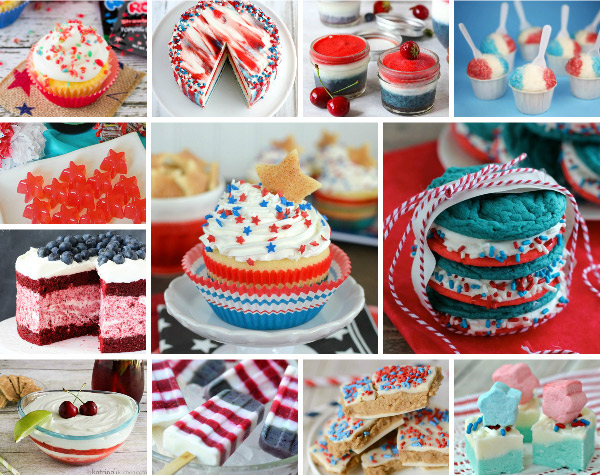 Perfect Patriotic Treats